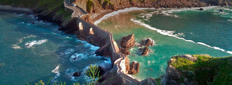Laida Kanoak - San Juan de Gaztelugatxe
