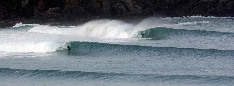 Laida Kanoak - Surf Mundaka