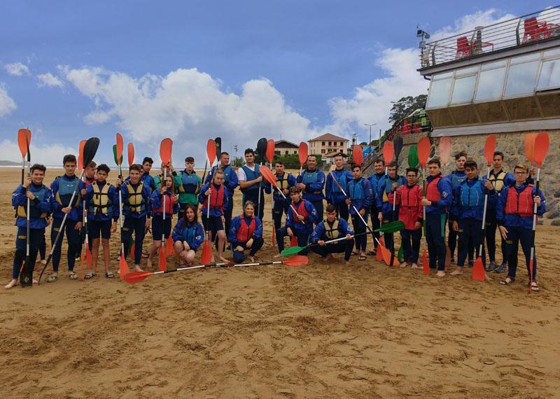 Actividades para escolares en Urdaibai